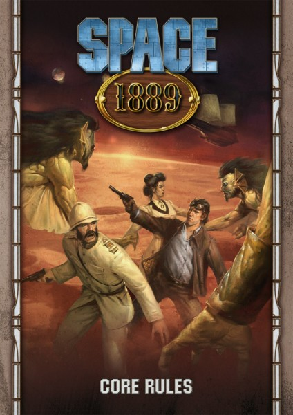 Space: 1889 Core Rulebook