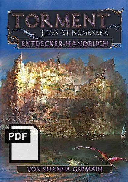 Torment: Tides of Numenera - Das Entdecker-Handbuch - PDF