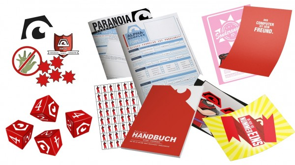Paranoia - Bundle Spieler