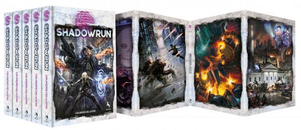 Shadowrun Grundregelwerk, 6. Edition, Spielgruppenpaket