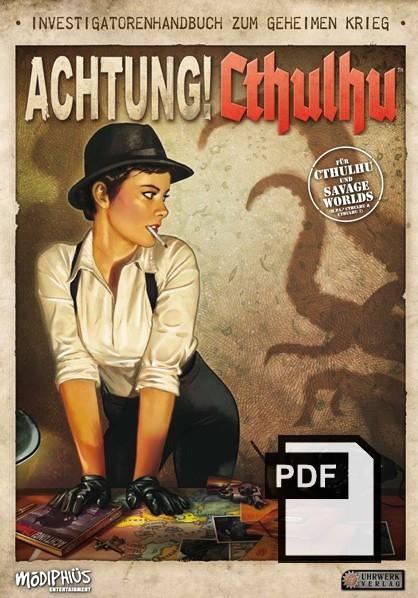 Achtung! Cthulhu – Investigatorenhandbuch – PDF