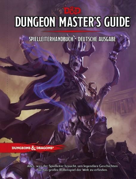 D&D 5: Dungeon Master's Guide - Spielleiterhandbuch - deutsch