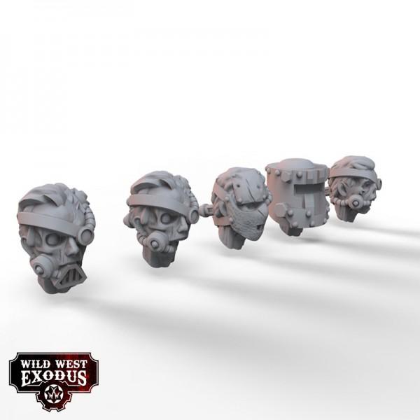 Enlightened Iron Horse Alternate Head Pack