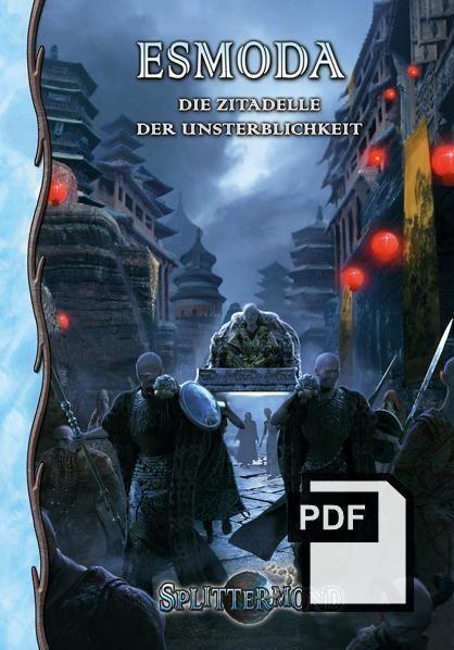 Esmoda – Die Zitadelle der Unsterblichkeit - PDF