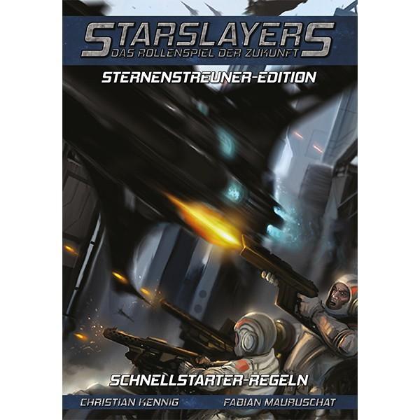 Starslayers - Sternenstreuner-Edition