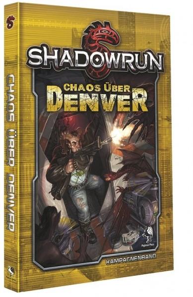 Shadowrun 5: Chaos über Denver