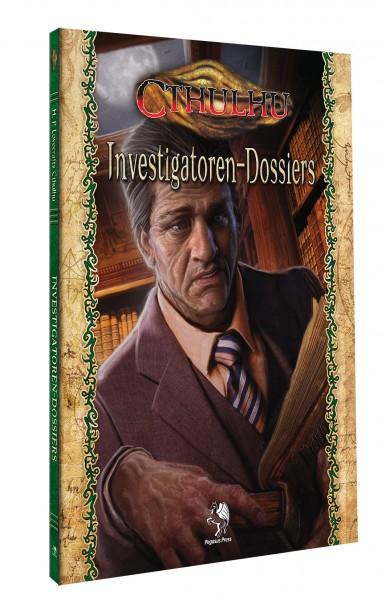 Cthulhu: Investigatoren-Dossiers