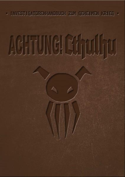 Achtung! Cthulhu – Investigatorenhandbuch – limitierte Version