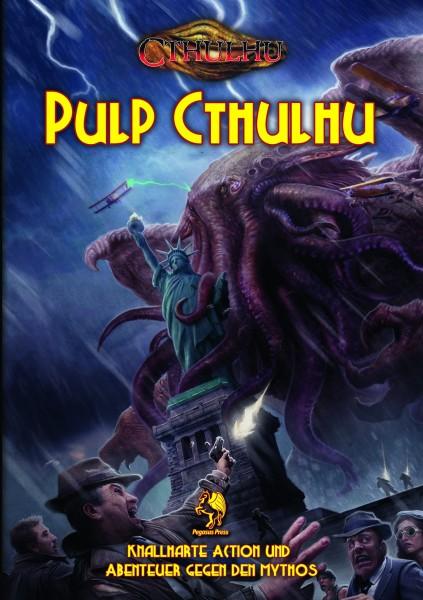 Cthulhu: Pulp Cthulhu