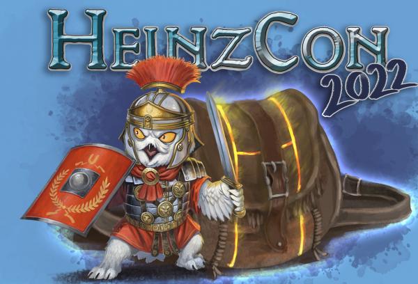 """HeinzCon 2022 - Contüte """"Standard"""""""