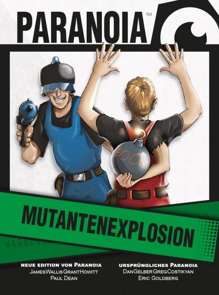 Paranoia - Mutantenexplosion Kartenset
