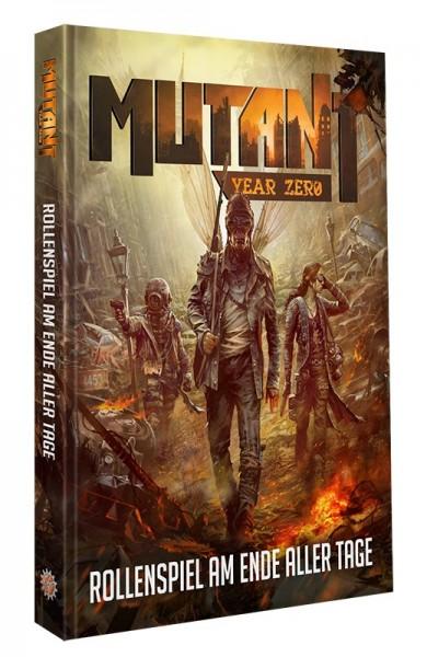 Mutant: Jahr Null Grundregelwerk HC