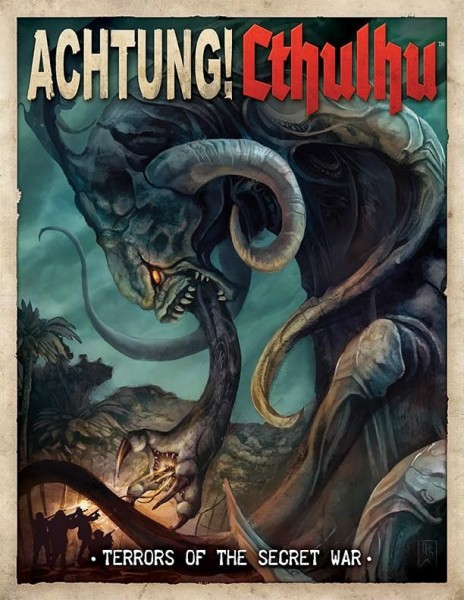 Achtung! Cthulhu - Terrors of the Secret War