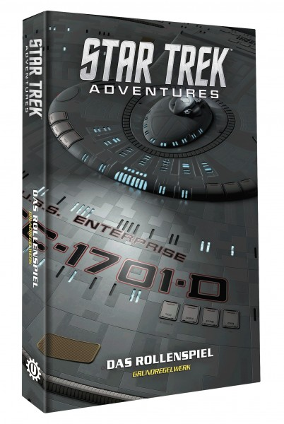 Star Trek Adventures - Grundregelwerk - Limitierte Version
