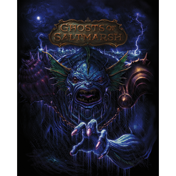 D&D 5 - Ghosts of Saltmarsh Limited Edition - englisch