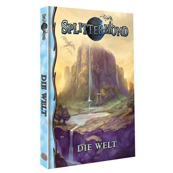 Splittermond: Die Welt