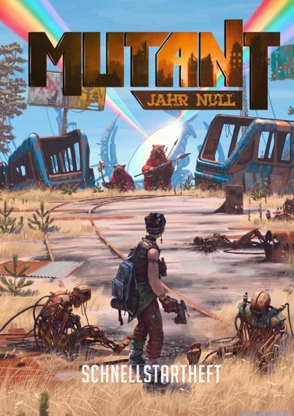 Mutant: Jahr Null Schnellstarterheft