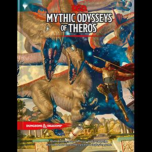 D&D 5 - Mythic Odysseys of Theros