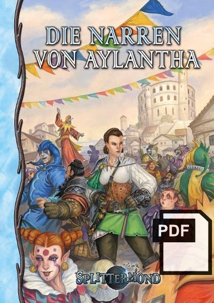 Die Narren von Aylantha - PDF