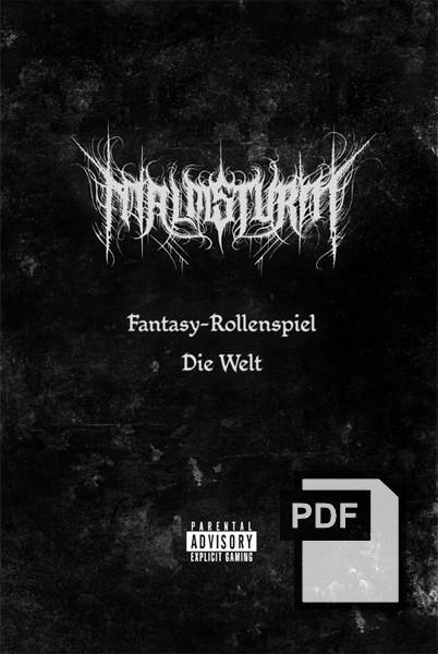 Malmsturm - Die Welt – PDF
