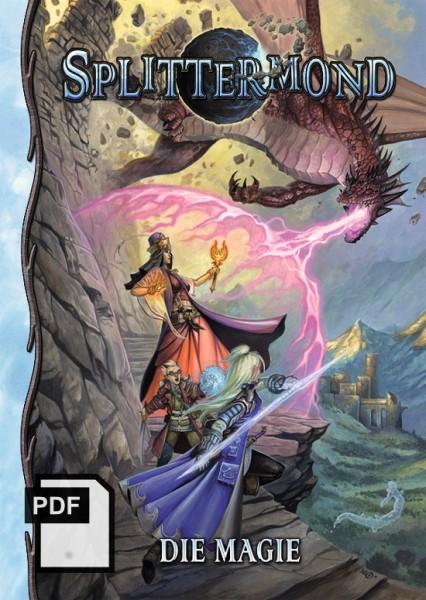 Splittermond: Die Magie - PDF