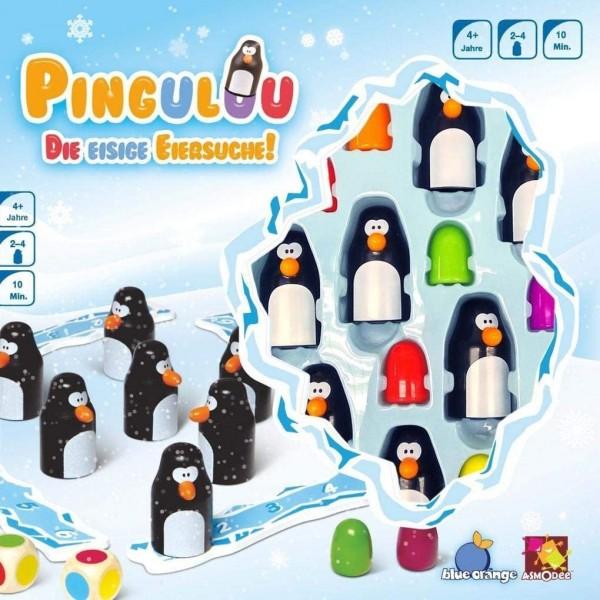 Pinguluu - Die eisige Eiersuche!