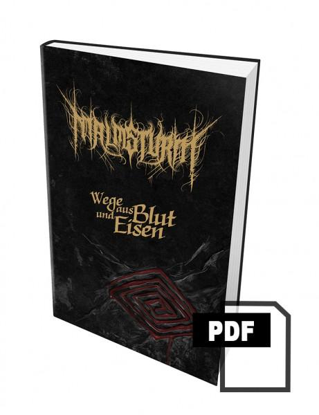 Malmsturm - Wege aus Blut und Eisen - PDF
