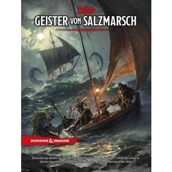 D&D 5 - Geister der Salzmarsch - deutsch