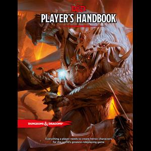 D&D 5 - Player's Handbook