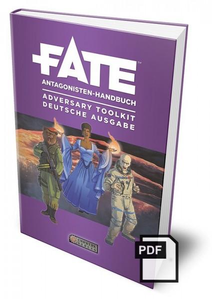 Fate Antagonisten-Handbuch - PDF