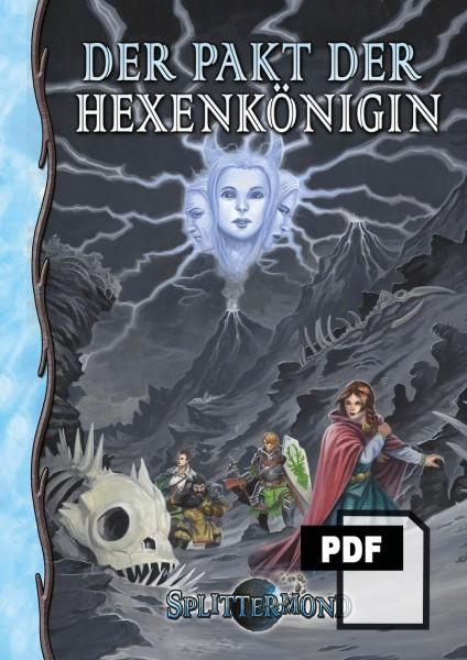 Der Pakt der Hexenkönigin - PDF