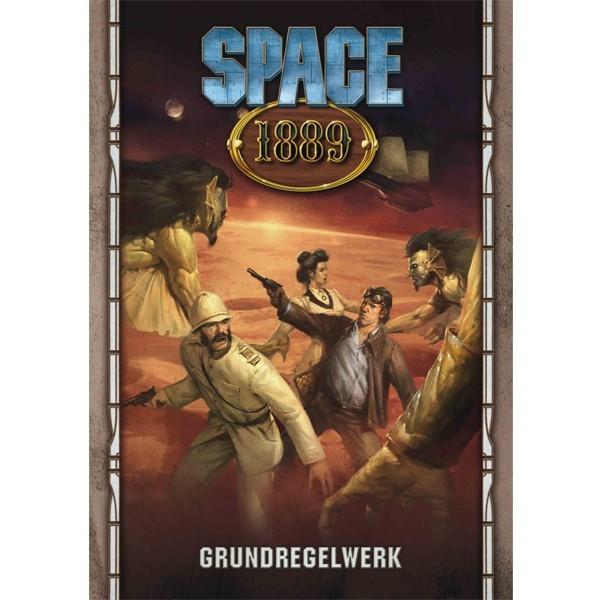 Space: 1889 - Grundregelwerk Revised