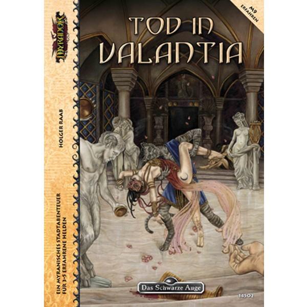 Myranor - Tod in Valantia