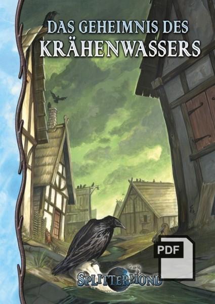Das Geheimnis des Krähenwassers – PDF