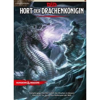 D&D 5 - Hort der Drachenkönigin - deutsch