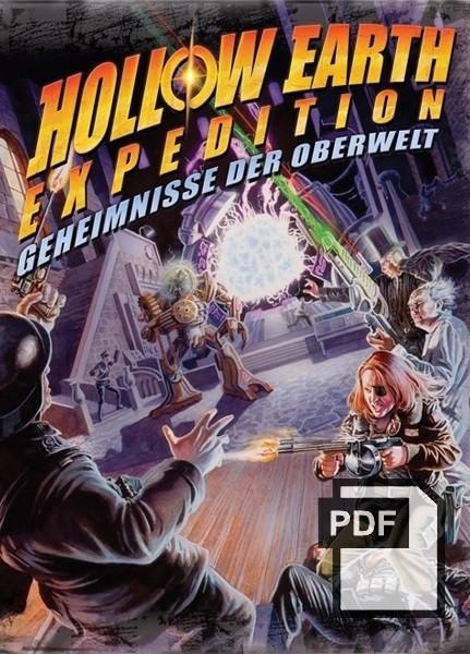 Geheimnisse der Oberwelt – PDF