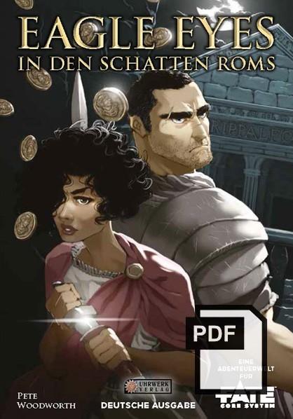 Eagle Eyes: In den Schatten Roms – PDF