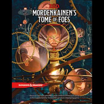 D&D 5 - Mordenkainen's Tome of Foes - englisch