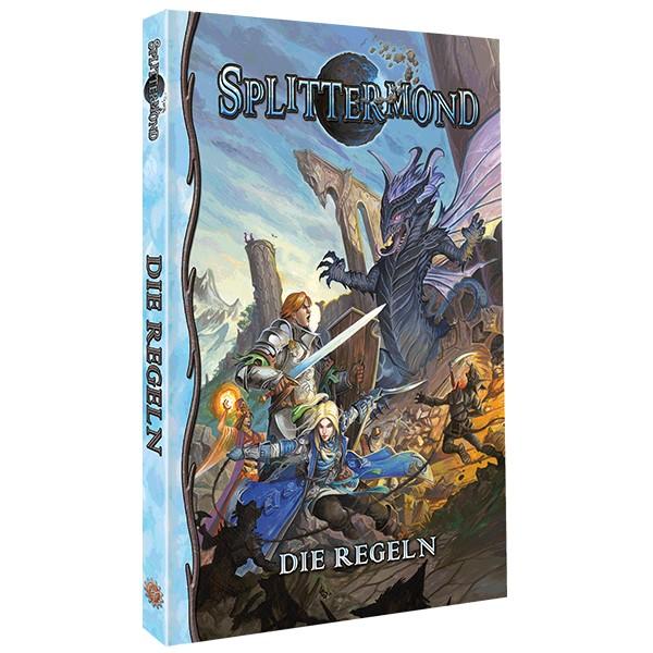 Splittermond: Die Regeln (3. Auflage)