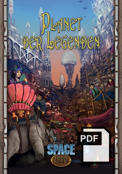 Planet der Legenden - PDF