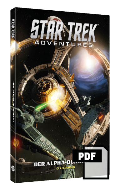 Star Trek Adventures - Der Alpha-Quadrant - PDF