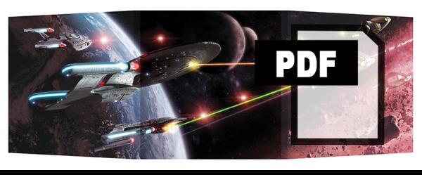 Star Trek Adventures-Spielleiterschirm - PDF