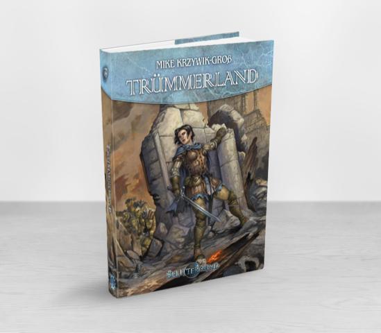 Trümmerland (Splittermond Roman 8) - Hardcover