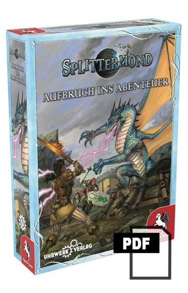 Splittermond Einstiegsbox Neuauflage - PDF