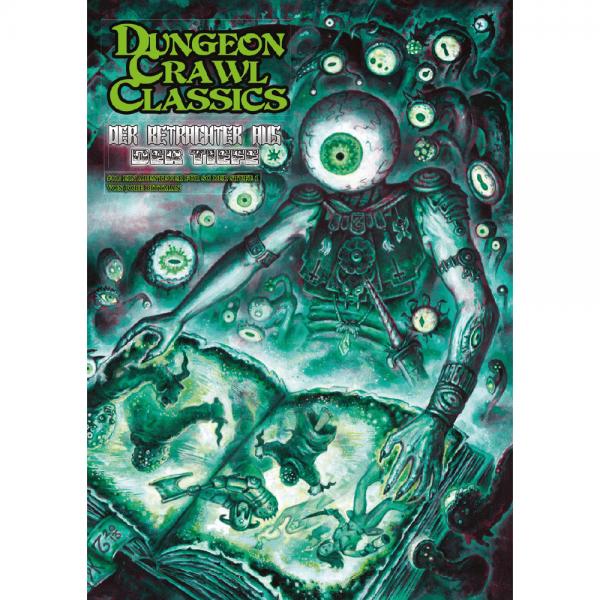 Dungeon Crawl Classics - Betrachter aus der Tiefe