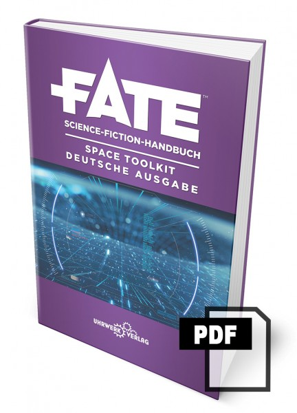 Fate Science Fiction - Handbuch-PDF