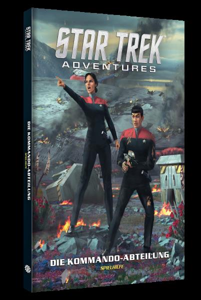 Star Trek Adventures - Die Kommando-Abteilung - PDF