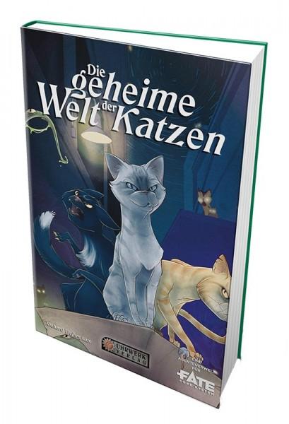 Die geheime Welt der Katzen