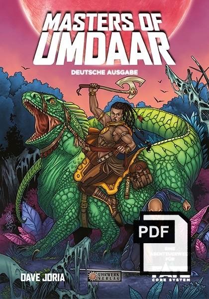Masters of Umdaar - PDF
