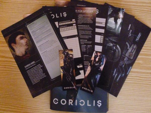 Coriolis Gimmick-Set